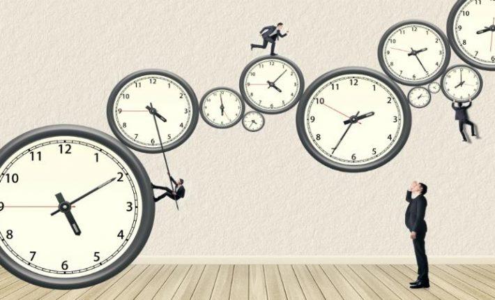 ขั้นตอนการวางแผนเวลาเพื่อเปลี่ยนแปลงพฤติกรรม